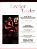 Leader to Leader (LTL), Spring 2000, Frances Hesselbein, 0787953385