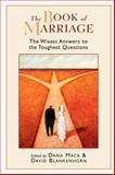 The Book of Marriage : The Wisest Answers to the Toughest Questions, Blankenhorn, David, 0802863388