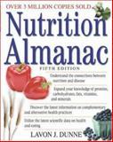 Nutrition Almanac, Lavon J. Dunne, 0071373381