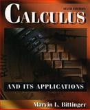 Calculus and Its Applications, Bittinger, Marvin L., 0201593386