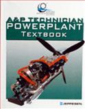 A&P Powerplant Textbook, Jeppesen Sanderson, Inc. Staff, 0884873382