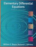 Elementary Differential Equations, with ODE Architect CD, Boyce, William E. and DiPrima, Richard C., 047143339X