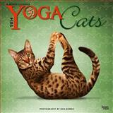 Yoga Cats Calendar, , 1465013393