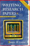 Writing Research Papers 9780321003393