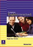 Longman English Interactive 1, Rost, Michael, 0131843397