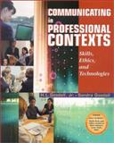 Communicating in Professional Contexts, Goodall, Sandra, 0534563392