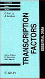 Transcription Factors : Essential Data, , 0471953393