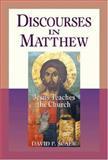 Discourses in Matthew