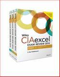Wiley CIA Exam Review 2014 : Complete Set, Vallabhaneni, 1118893395