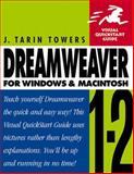 Dreamweaver 1.2 for Windows and MacIntosh, Towers, J. Tarin, 0201353393
