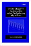 Multi-Objective Optimization Using Evolutionary Algorithms, Deb, Kalyanmoy, 047187339X