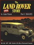The Land Rover Story, James Taylor, 1855203391