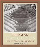 Thomas' Calculus 11th Early Transcendentals Media Upgrade, Part One plus MyMathLab, Thomas, George B. and Weir, Maurice D., 0321513398