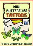 Mini Butterflies Tattoos, Jan Sovak, 0486403394