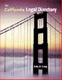 The California Legal Directory, Long, Judy A., 0766813398