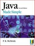 Java Made Simple, McBride, P. K., 0750653396