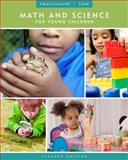 Math and Science for Young Children, Charlesworth, Rosalind and Lind, Karen K., 1111833397