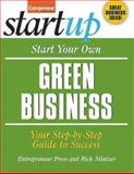 Start Your Own Green Business, Mintzer, Rich, 1599183390