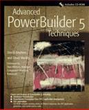 Advanced PowerBuilder 3.5 Techniques, Derrik Deyhimi and David Mosley, 0471153397