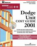 Dodge Unit Cost Guide 2001, Marshall, Catherine and Swift, 0071363408