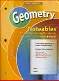 Geometry : Interactive Study Notebook with Foldables, McGraw-Hill, 0078773407