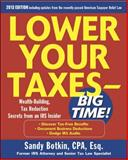 Lower Your Taxes Big Time, 2013-2014, Botkin, Sandy, 0071803408