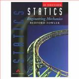 Statics Engineering Mechanics : SI Version, Bedford, A. Marc, 0201403404