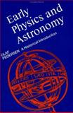 Early Physics and Astronomy, Pedersen, Olaf, 0521403405