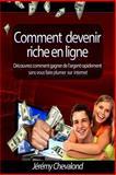 Comment Devenir Riche en Ligne, Jrmy Chevalond, 1491223405