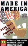 Made in America, Michael L. Dertouzos and Richard K. Lester, 0060973404