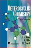 Heterocyclic Chemistry, Joule, J. A., 041241340X