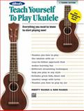 Alfred's Teach Yourself to Play Ukulele, C-Tuning, Alfred Publishing Staff and Ron Manus, 0739063405