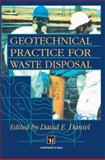 Geotechnical Practice for Waste Disposal, , 1461363403