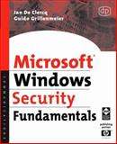 Microsoft Windows Security Fundamentals : For Windows 2003 SP1 and R2, Grillenmeier, Guido and De Clercq, Jan, 1555583407