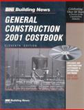 General Construction 2001 Costbook, Building News Staff, 1557013403