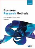 Business Research Methods 3e, Bryman, Alan and Bell, Emma, 0199583404