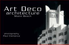 Art Deco Architecture, Paul Clemence, 0764323407