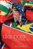 Diaspora : An Introduction, Braziel, Jana Evans, 1405153407