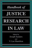 Handbook of Justice Research in Law, , 1441933409