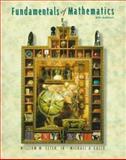 Fundamentals of Mathematics, Setek, William M. and Gallo, Michael A., 0137783418