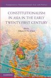 Constitutionalism in Asia in the Early Twenty-First Century, , 1107043417