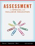 Assessment : In Special and Inclusive Education, Salvia, John and Ysseldyke, James, 1111833419