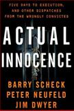 Actual Innocence 1st Edition