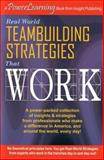 Real World Teambuilding Strategies that Work 9781932863413