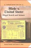 Weeks vs. United States, Bonnie Pettifor and Charles E. Petit, 0766013413