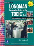 Longman Preparation Series for the TOEIC(R) Test, Introductory Course (Updated Edition), with Answer Key and Tapescript, Lougheed, Lin, 0131933418