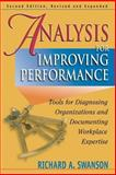 Analysis for Improving Performance, Richard A. Swanson, 1576753417
