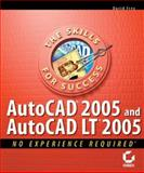 AutoCAD® 2005 and AutoCAD® LT 2005, David Frey, 0782143415
