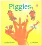 Piggies, Audrey Wood, 0152563415