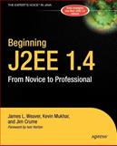 J2EE 1.4, Jim Crume and Kevin Mukhar, 1590593413